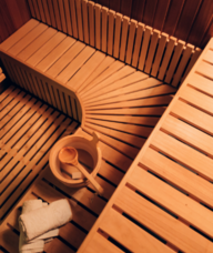 Book an Appointment with Infra-Red Sauna for Infra-Red Sauna